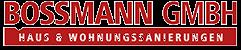 Bossmann Leverkusen-Gladbach | Sanierung und Renovierung aus einer Hand Logo